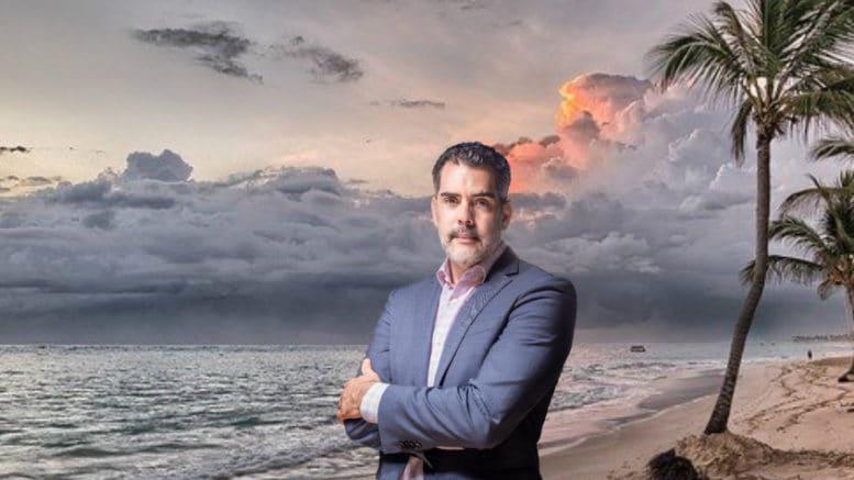 New CHTA President Pablo Jose Torres Sojo