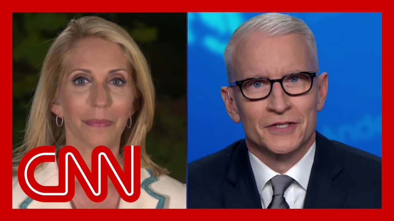 Dana Bash to Anderson Cooper: Trump insisting he had a great night 1