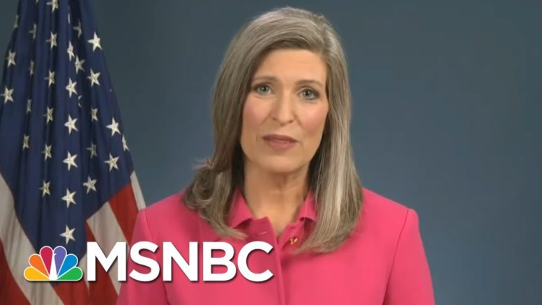 Sen. Ernst, Who Sits On Agriculture Cmte., Can't Name Price Of Soybeans | All In | MSNBC 1