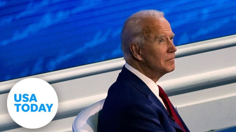 Former Vice President Joe Biden discusses COVID and young Black voters at ABC Town Hall   USA TODAY 1