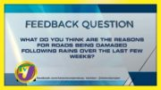 TVJ News: Feedback Question - October 15 2020 3