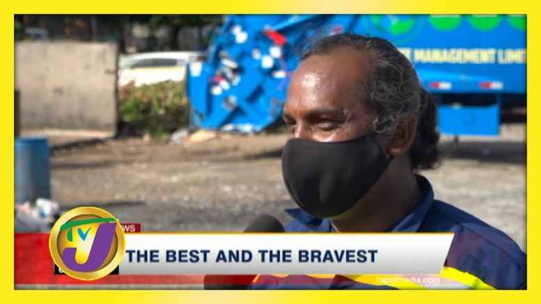Sanitation Workers The Best & The Bravest - October 15 2020 1