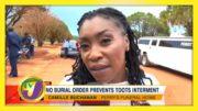 No Burial Order Prevents Toots Interment - October 15 2020 4
