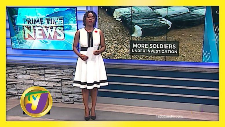 More Soldiers Under Investigation - October 15 2020 1