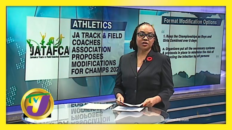 JATAFCA Proposing Modification for Champs 2021 - October 15 2020 1