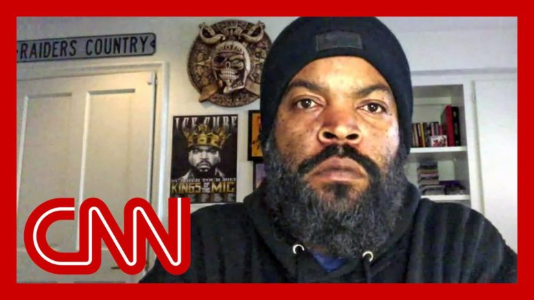 Ice Cube responds to backlash over Trump collaboration 1