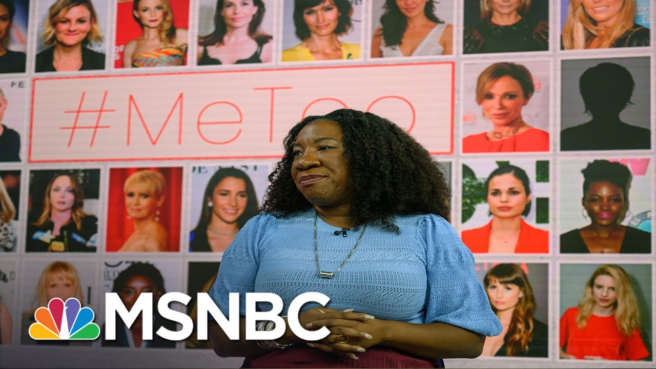 MeToo Founder Tarana Burke: 'Voting Is One Of The Last Things We Have Control Of In This Country' 1