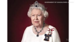 The Canadian government has released a new portrait to honour Queen Elizabeth II. 5