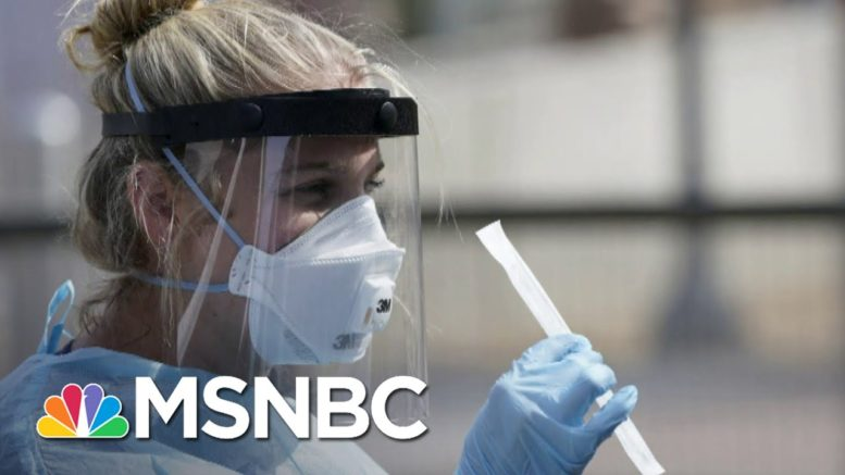 Midwestern States Become New Covid-19 Hotspot As Cases Spike | MSNBC 1