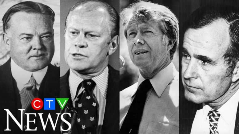 These past U.S. presidents failed to win a second term - will Donald Trump join the list? 1