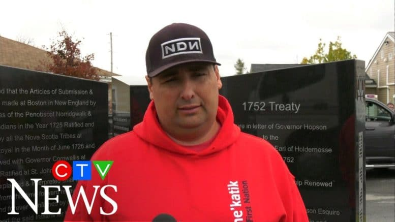 Mi'kmaq fishermen being denied traps, gas: Chief Mike Sack 1