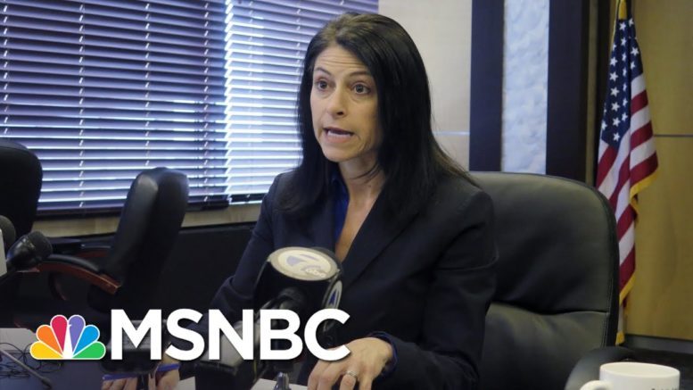 MI AG Drops The Hammer On Conservative Activists Over Election Robocalls | Rachel Maddow | MSNBC 1