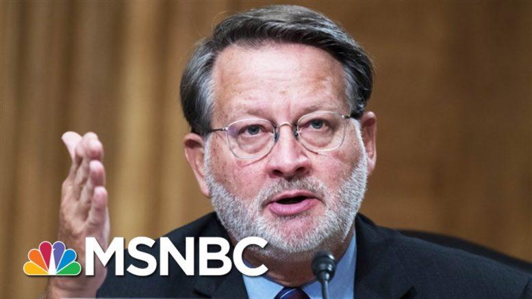 Incumbent Senator: I'm Being Bombarded By Negative, False Ads | Morning Joe | MSNBC 1