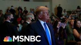 Christian Leaders Speak Out Against The President | Morning Joe | MSNBC 3