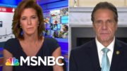Gov. Cuomo Admits 'Inequities' To Impact On NY Businesses | Stephanie Ruhle | MSNBC 3