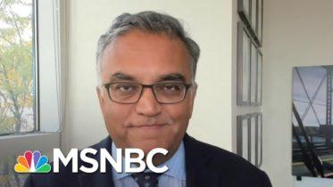 Dr. Ashish Jha On The Coronavirus Pandemic: 'The End Is Not Near.' | Craig Melvin | MSNBC 6