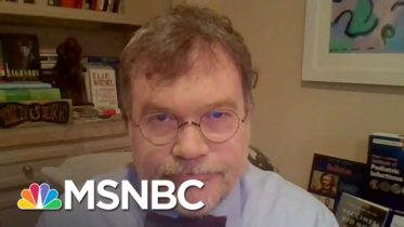 Dr. Peter Hotez Advises 'To Get Ready For A Tough Time' | Andrea Mitchell | MSNBC 6
