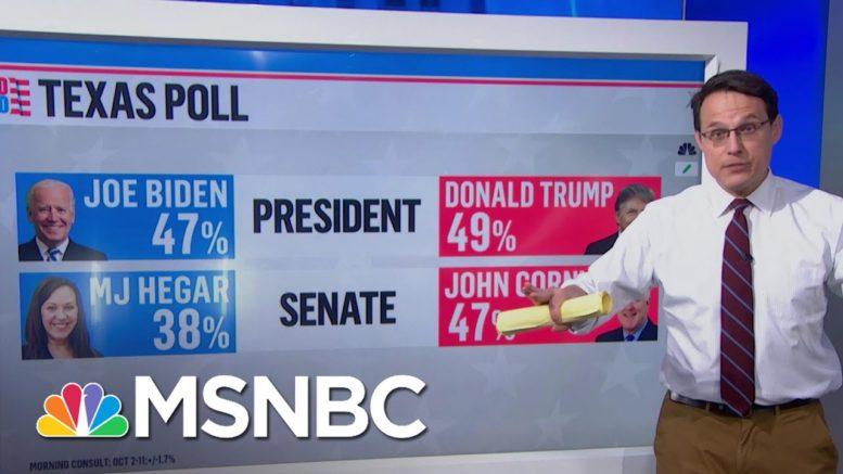 Texan Political Shifts In The Trump Era | Ayman Mohyeldin | MSNBC 1