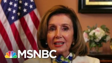 Nancy Pelosi: From The Beginning, Trump And McConnell Haven't Taken The Pandemic Seriously | MSNBC 2