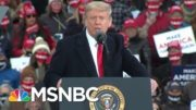 Trump Crashing As 2020 Early Voting Jumps 400 Percent | The Beat With Ari Melber | MSNBC 2