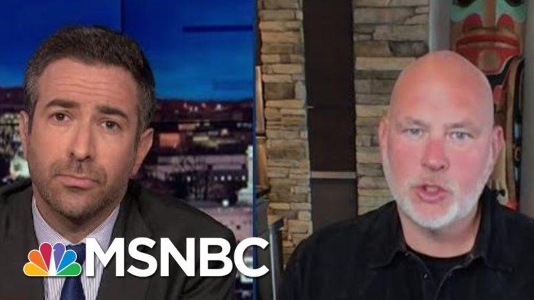 'Exquisite Scumbags': GOP Vet Steve Schmidt On Trump's Crash And Choice Facing Republicans   MSNBC 1