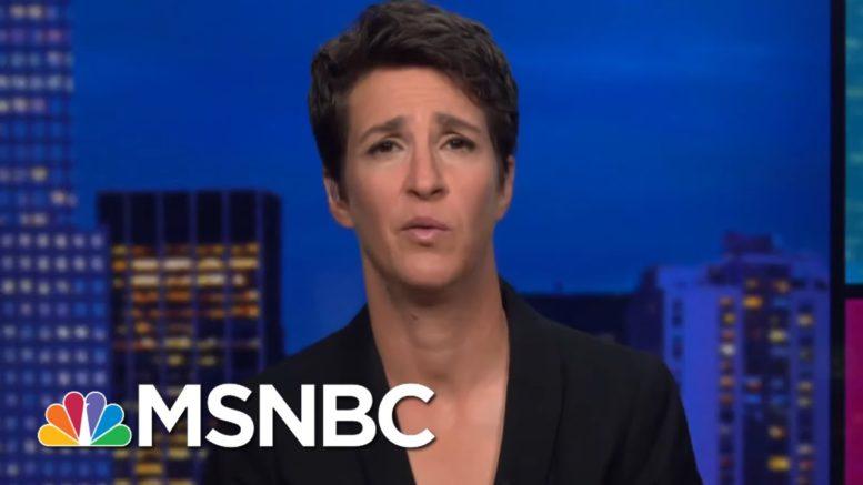 Maddow: Trump Attack On Election Warrants Vigilance Of Swing State Republican Legislatures | MSNBC 1