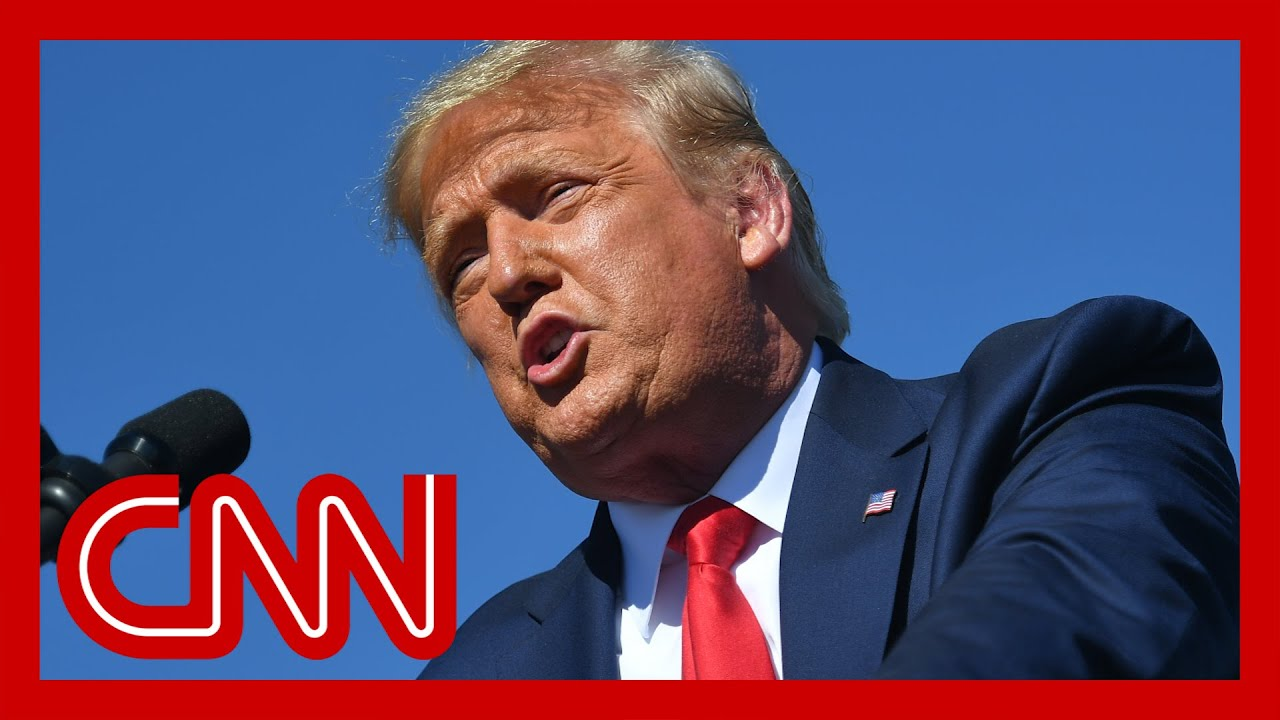 Trump abruptly ends '60 Minutes' solo interview 5