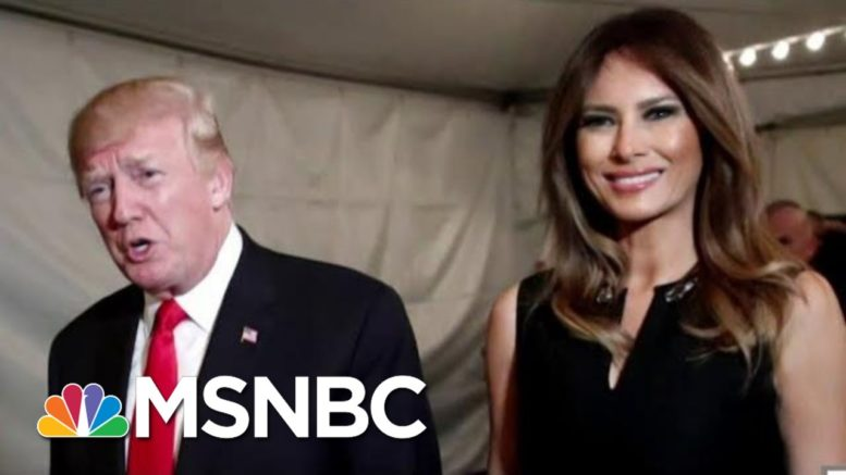 President Trump, First Lady Test Positive For Covid-19 | Morning Joe | MSNBC 1