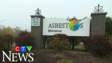 Quebec town changing its name from Asbestos to Val-des-Sources after vote 6
