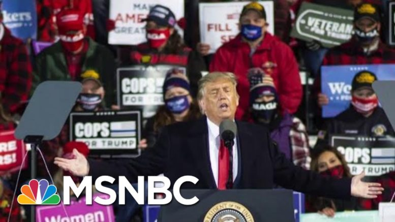 What Will Trump's Doctors Look For In His Symptoms? | Morning Joe | MSNBC 1