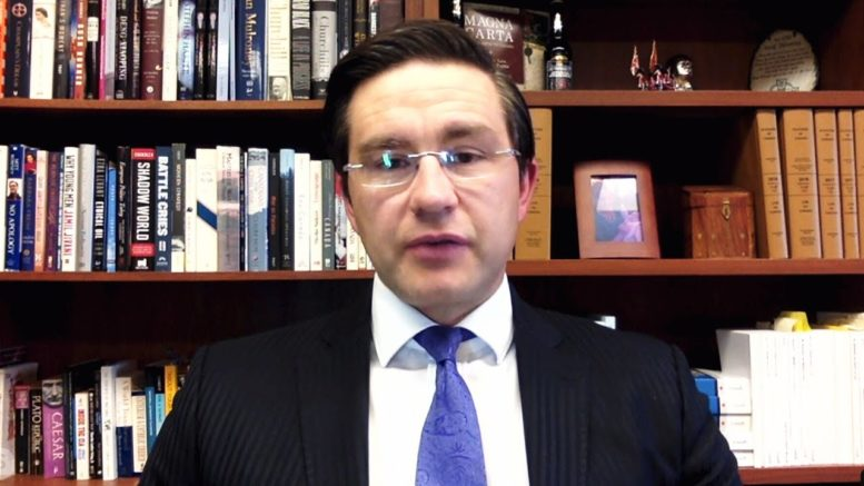 """""""No need for an election"""": Pierre Poilievre on Tory committee motion 1"""