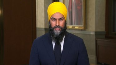 """""""This is not normal"""": Jagmeet Singh on Liberals declaring Tory motion to be a confidence vote 6"""