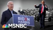 Trump Slams Biden For Listening To Fauci Who Works For Trump | The 11th Hour | MSNBC 4