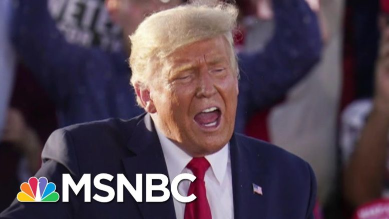 Why Trump Needs The Final 2020 Debate More Than Biden | The 11th Hour | MSNBC 1