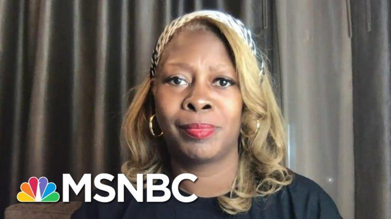 LaTosha Brown: Trump's Voter Suppression Efforts Have Backfired On GOP | The Last Word | MSNBC 1