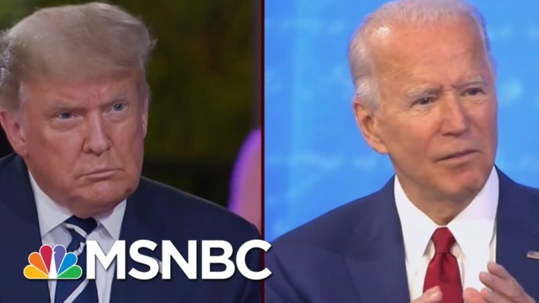 Maddow: Biden Doesn't Need The Next Debate. Should He Even Bother? | Rachel Maddow | MSNBC 1