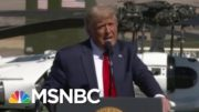 Trump Says Biden Is Lucky AG Barr Hasn't Locked Him Up | Morning Joe | MSNBC 4
