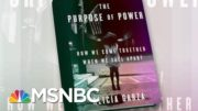 BLM Co-Founder Releases Book 'The Purpose Of Power' | Morning Joe | MSNBC 2