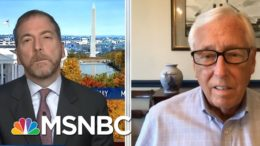 Rep. Hoyer: 'McConnell Doesn't Even Come Into The Room' For Covid Relief | MTP Daily | MSNBC 3