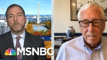 Rep. Hoyer: 'McConnell Doesn't Even Come Into The Room' For Covid Relief | MTP Daily | MSNBC 6