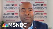 Jaime Harrison: 'Lindsey Graham Is In Trouble' In South Carolina Senate Race | Andrea Mitchell 3