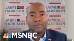 Jaime Harrison: 'Lindsey Graham Is In Trouble' In South Carolina Senate Race | Andrea Mitchell 8