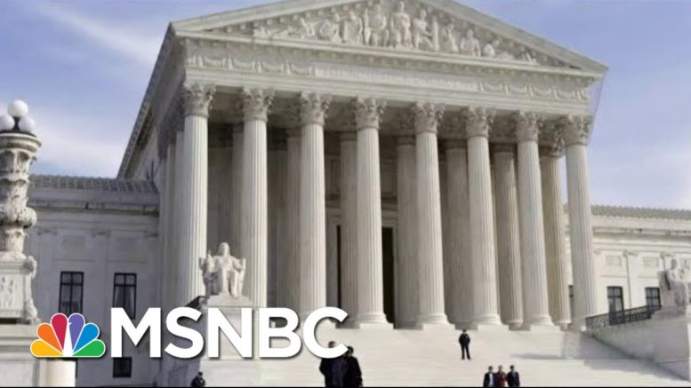 As Trump Trails, SCOTUS Deadlocks On Mail Vote Case That May Decide Election | MSNBC 1