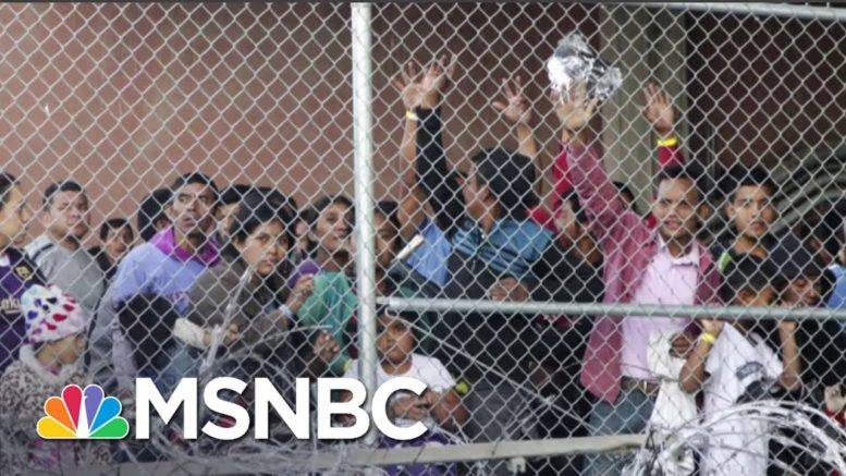 Lawyers: We Can't Find Parents Of 545 Migrant Children Separated By Trump Admin | All In | MSNBC 1