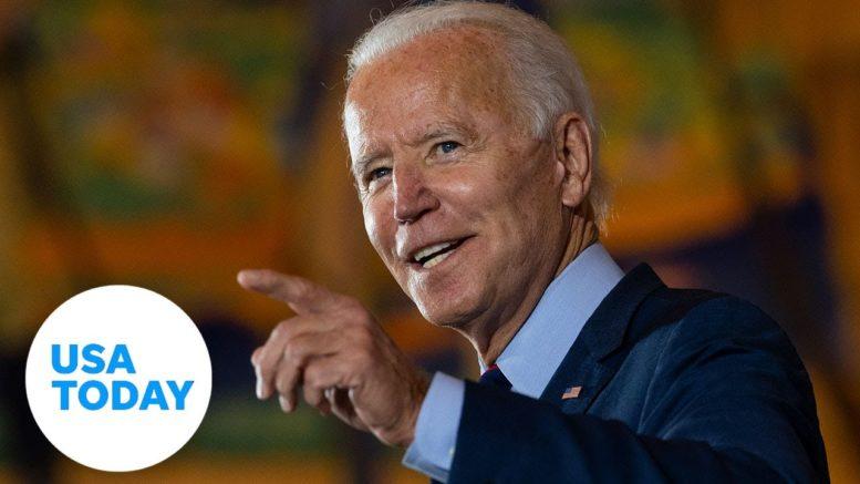 USA TODAY Editorial Board endorses Joe Biden for president | USA TODAY 1