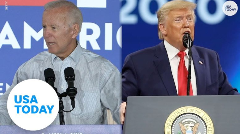 Debate 2020: Microphones will be muted for portions of final presidential debate | USA TODAY 1