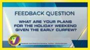 TVJ News: Feedback Question - October 16 2020 3