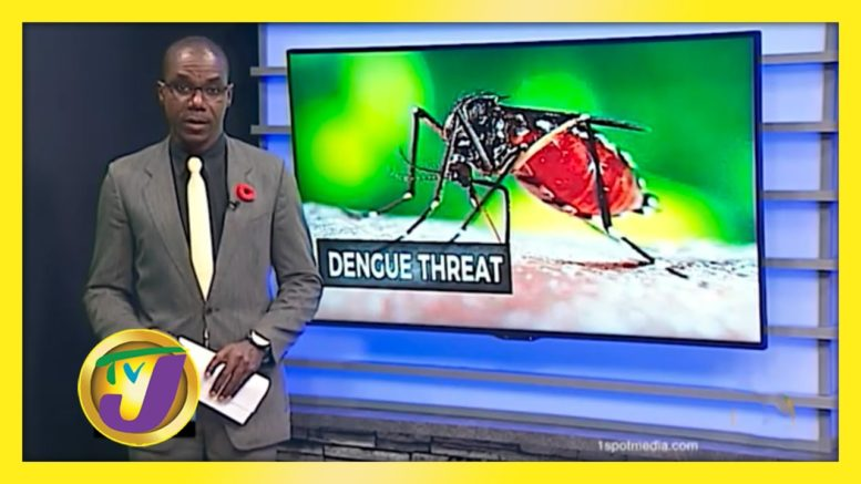 Dengue Threat Growing with Increased Rainfall - October 16 2020 1