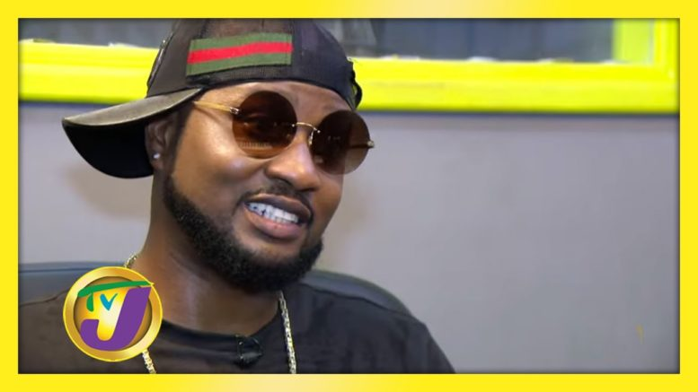 Serani: TVJ Entertainment Report Interview - October 16 2020 1