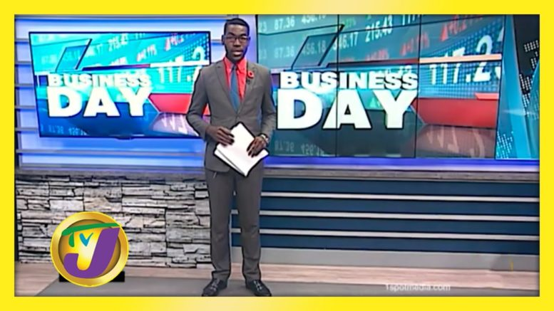 TVJ Business Day: Financial Week - October 16 2020 1